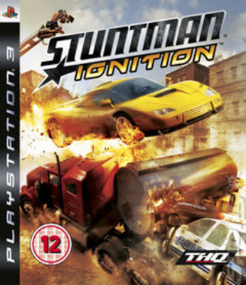 Cheapest price of Stuntman Ignition PS3 Game in used is £2.69