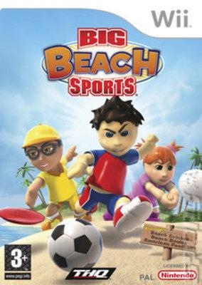 Compare Nintendo used Big Beach Sports Nintendo Wii Game in UK