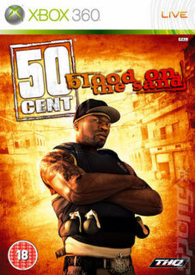 Buy Used 50 Cent Blood on the Sand XBOX 360 Game