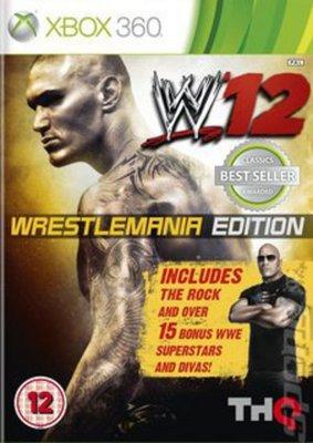 Compare Microsoft used WWE 12 WrestleMania Edition XBOX 360 Game in UK
