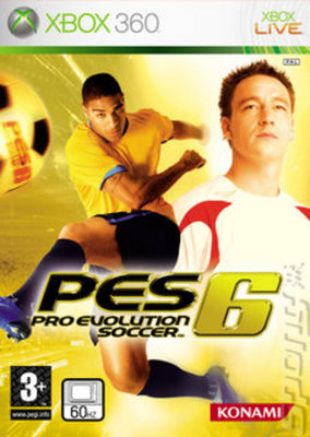 Compare Microsoft used Pro Evolution Soccer 6 XBOX 360 Game in UK