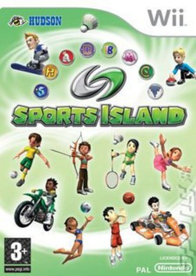 Cheapest price of Sports Island Nintendo Wii Game in used is £4.19