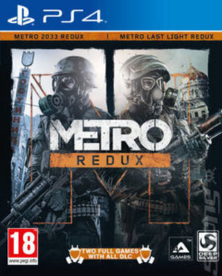 Compare retail prices of Metro Redux PS4 Game to get the best deal online