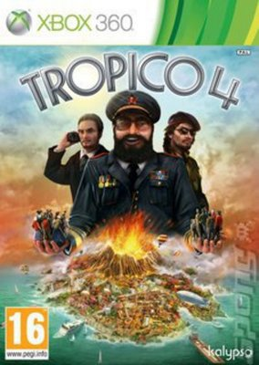 Compare Microsoft used Tropico 4 XBOX 360 Game in UK