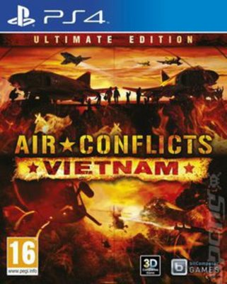 Compare Sony Computer Entertainment used Air Conflicts Vietnam PS4 Game in UK