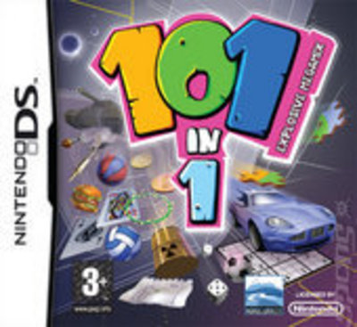 Compare prices for 101-In-1 Explosive Megamix Nintendo DS Game
