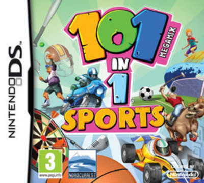 Compare prices for 101-in-1 Megamix Sports Nintendo DS Game