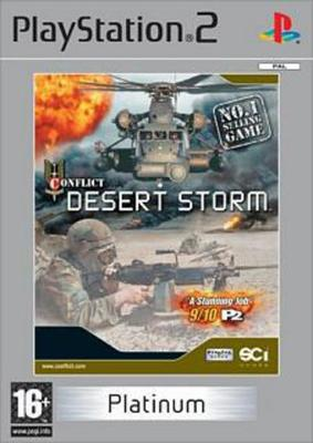 Compare Sony Computer Entertainment used Conflict Desert Storm PS2 Game in UK