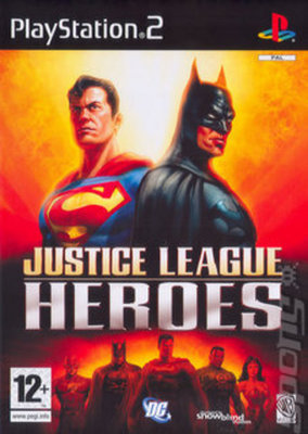 Compare Sony Computer Entertainment used Justice League Heroes PS2 Game in UK