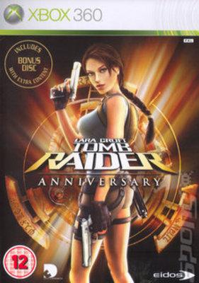 Compare Microsoft used Tomb Raider Anniversary XBOX 360 Game in UK