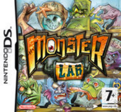 Cheapest price of Monster Lab Nintendo DS Game in used is £2.89