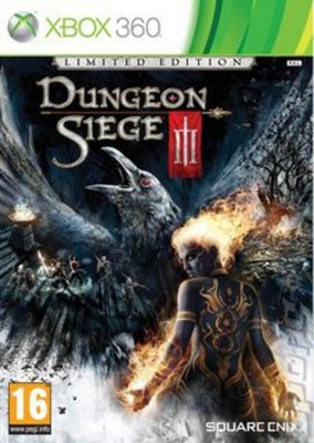 Compare Microsoft used Dungeon Siege III Limited Edition XBOX 360 Game in UK