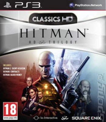 Compare Sony Computer Entertainment used Hitman HD Trilogy PS3 Game in UK