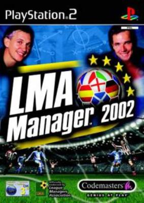 Compare Sony Computer Entertainment used LMA Manager 2002 PS2 Game in UK