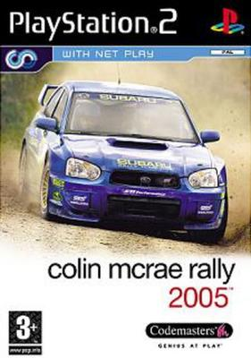 Compare Sony Computer Entertainment used Colin McRae Rally 2005 PS2 Game in UK