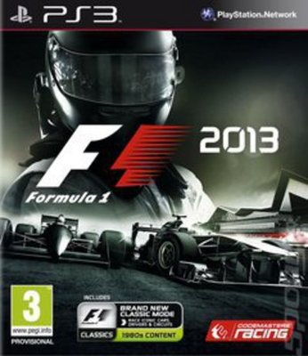 Compare Sony Computer Entertainment used F1 2013 PS3 Game in UK