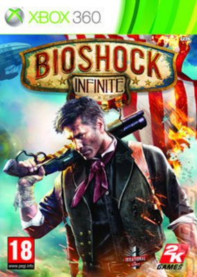 Cheapest price of BioShock Infinite XBOX 360 Game in used is £2.49