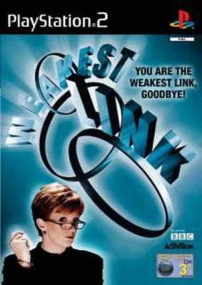 Compare Sony Computer Entertainment used The Weakest Link PS2 Game in UK