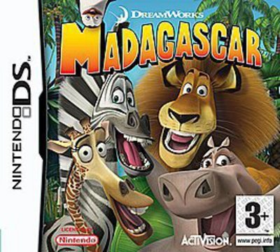 Compare Nintendo used Madagascar Nintendo DS Game in UK