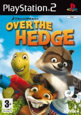 Cheapest price of Over the Hedge PS2 Game in used is £2.89