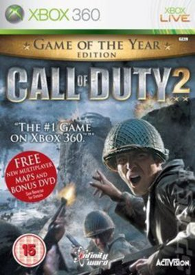 Compare prices for Call of Duty 2 Game of the Year XBOX 360 Game