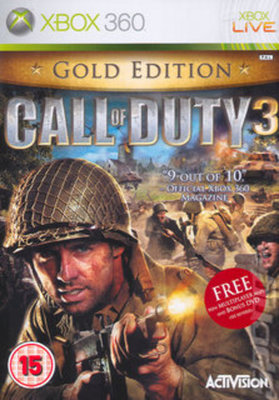 Compare prices for Call of Duty 3 Gold Edition XBOX 360 Game
