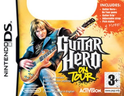 Cheapest price of Guitar Hero On Tour Nintendo DS Game in used is £3.19