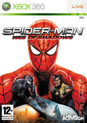 Compare Microsoft used Spider-Man Web of Shadows XBOX 360 Game in UK