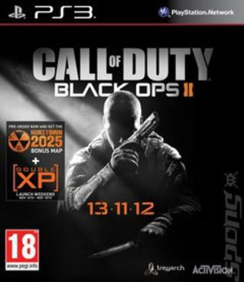 Compare Sony Computer Entertainment new Call of Duty Black Ops II PS3 Game in UK