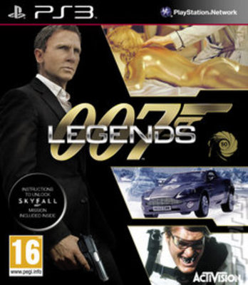 Compare cheap offers & prices of 007 Legends PS3 Game manufactured by Sony Computer Entertainment