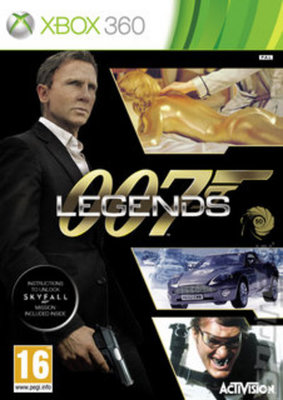 Compare cheap offers & prices of 007 Legends XBOX 360 Game manufactured by Microsoft