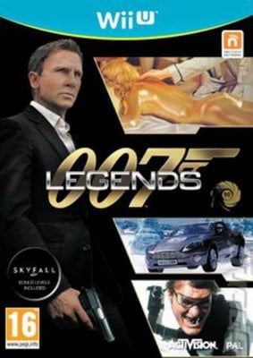 Compare cheap offers & prices of 007 Legends Nintendo Wii U Game manufactured by Nintendo
