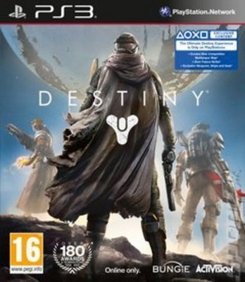 Compare Sony Computer Entertainment used Destiny PS3 Game in UK
