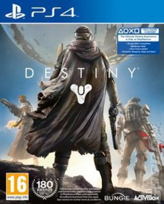 Compare Sony Computer Entertainment used Destiny PS4 Game in UK