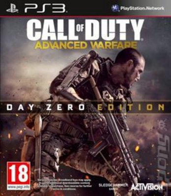 Compare Sony Computer Entertainment used Call of Duty Advanced Warfare Day Zero Edition PS3 Game in UK