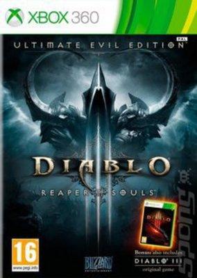Compare Microsoft used Diablo III Reaper of Souls Ultimate Evil Edition XBOX 360 Game in UK
