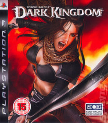 Compare Sony Computer Entertainment used Untold Legends Dark Kingdom PS3 Game in UK