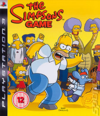 Compare Sony Computer Entertainment used The Simpsons Game PS3 Game in UK