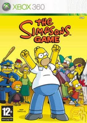 Cheapest price of The Simpsons Game XBOX 360 Game in used is £18.29