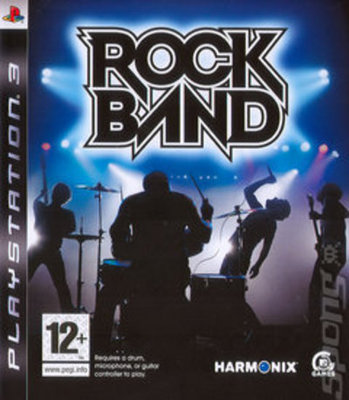 Compare Sony Computer Entertainment used Rock Band PS3 Game in UK
