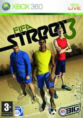 Compare Microsoft used FIFA Street 3 XBOX 360 Game in UK
