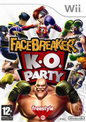 Compare Nintendo new FaceBreaker K.O. Party Nintendo Wii Game in UK