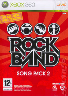 Compare Microsoft new Rock Band Song Pack 2 XBOX 360 Game in UK