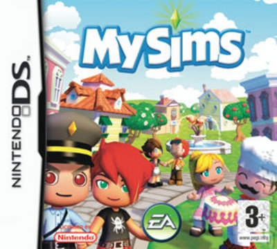 Compare Nintendo used MySims Nintendo DS Game in UK