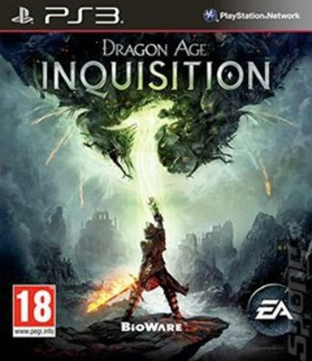 Compare Sony Computer Entertainment used Dragon Age Inquisition PS3 Game in UK