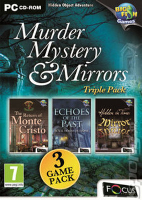 Compare prices for Murder Mystery and Mirrors Triple Pack PC Game