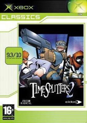 Timesplitters 2 Xbox Classics Xbox Musicmagpie Store