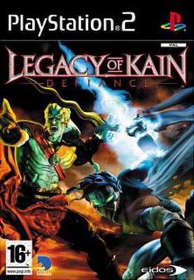 Compare Sony Computer Entertainment used Legacy of Kain Defiance PS2 Game in UK