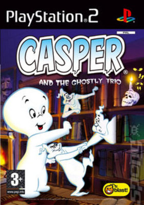 Compare Sony Computer Entertainment used Casper and the Ghostly Trio PS2 Game in UK