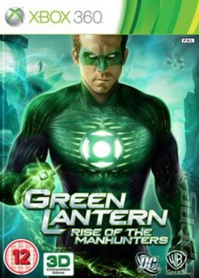 Compare Microsoft used Green Lantern Rise of the Manhunters XBOX 360 Game in UK
